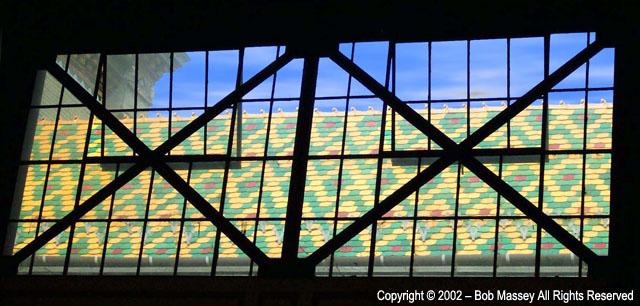 Windows - rooftiles