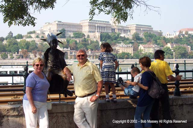 Us... by the Danube