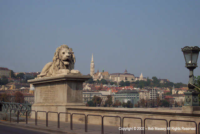 Pest - from Buda
