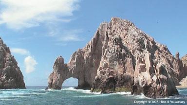 Los Arcos, at Cabo San Lucas