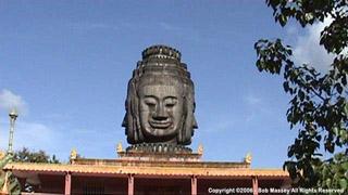 Library at Wat Nokor